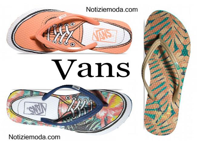 scarpe donna vans estive