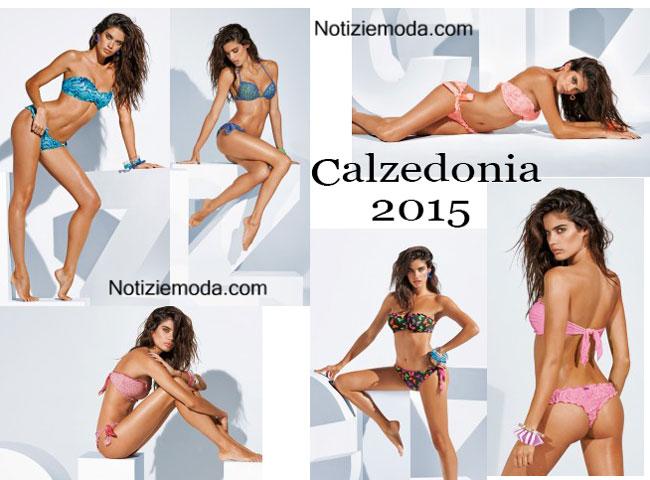 Costumi bikini Calzedonia primavera estate 2015