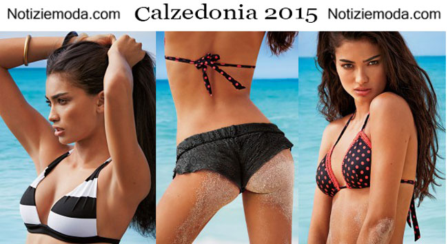 Costumi da bagno Calzedonia estate 2015 donna