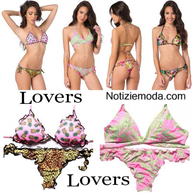 Costumi da bagno Lovers estate 2015 donna