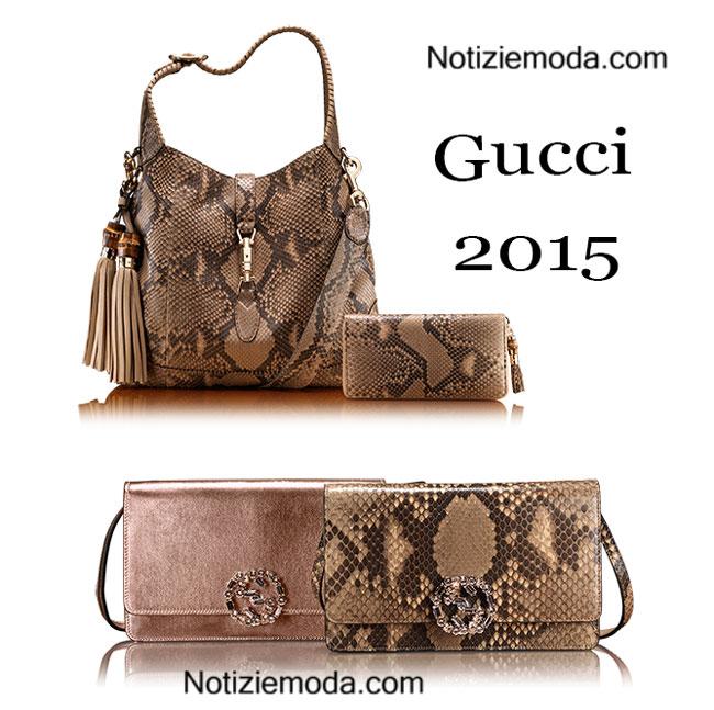 Handbags Gucci primavera estate 2015