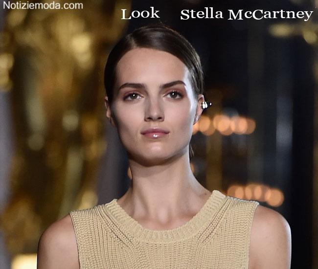 Makeup Stella McCartney primavera estate 2015 donna