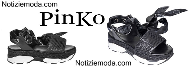 Sandali Pinko calzature estate 2015