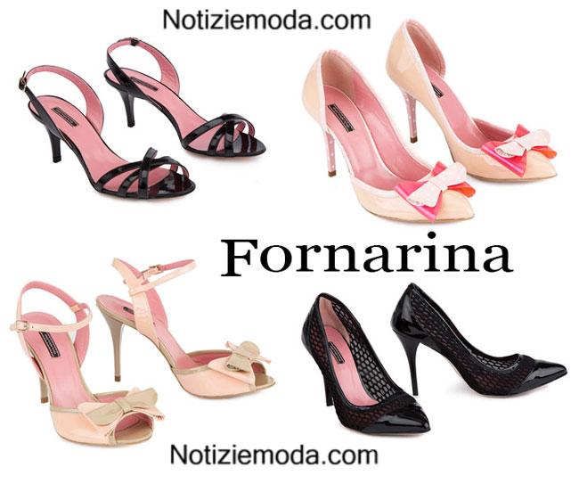 Scarpe Fornarina calzature primavera estate 2015