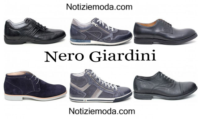 Scarpe Nero Giardini calzature estate 2015