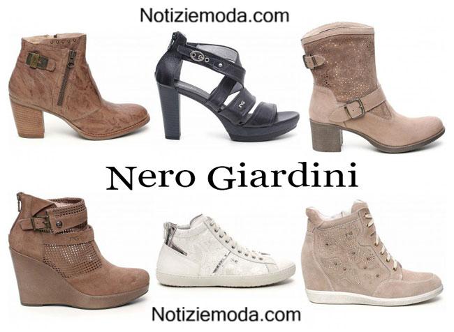 pretty nice 35fc5 1cbd0 Scarpe Nero Giardini primavera estate 2015 donna