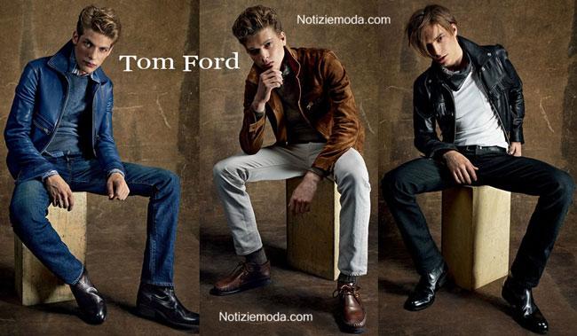 Scarpe Tom Ford primavera estate 2015 uomo