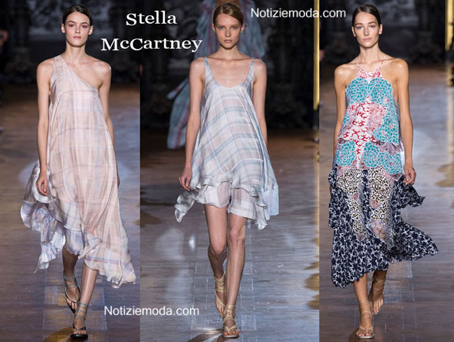 Sfilata Stella McCartney donna primavera estate 2015