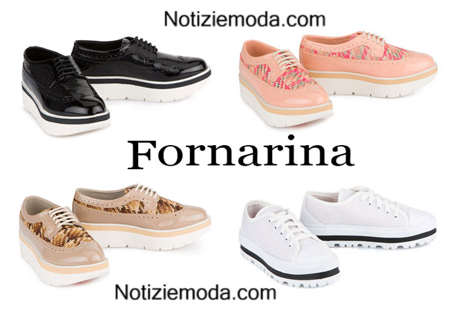 Shoes Fornarina primavera estate 2015