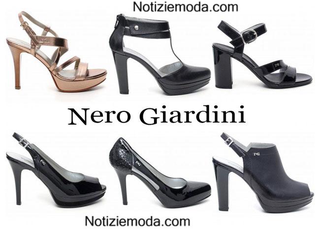 Shoes Nero Giardini primavera estate 2015