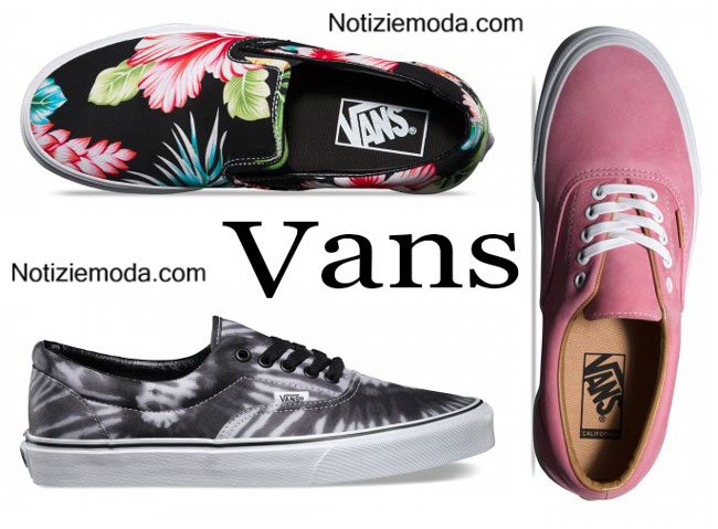 Shoes Vans primavera estate 2015 donna