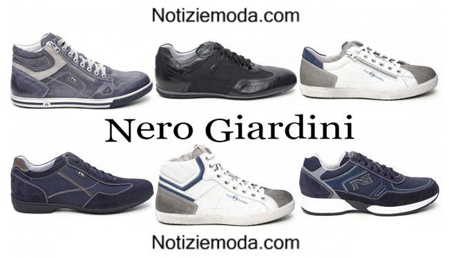 Sneakers Nero Giardini primavera estate 2015 uomo