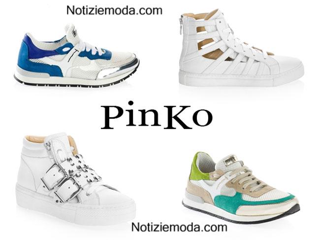 Sneakers Pinko primavera estate 2015