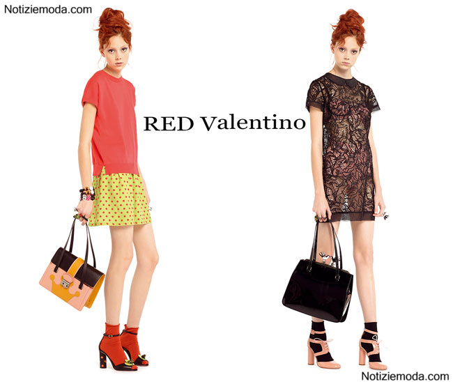 Stile RED Valentino primavera estate 2015
