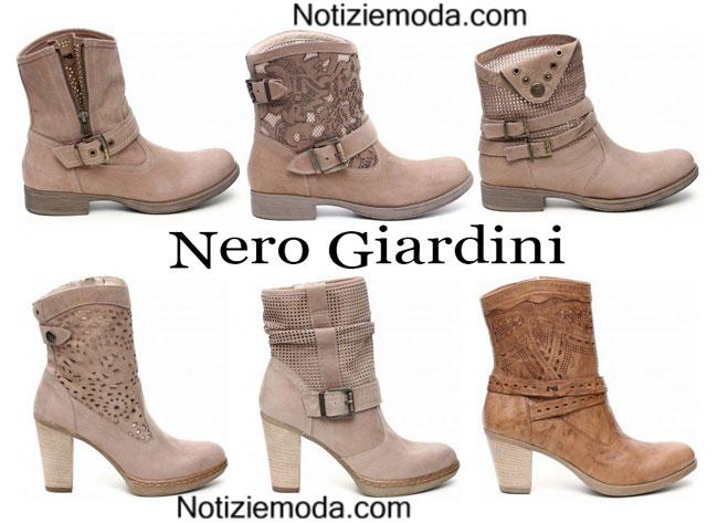 Stivali Nero Giardini calzature estate 2015