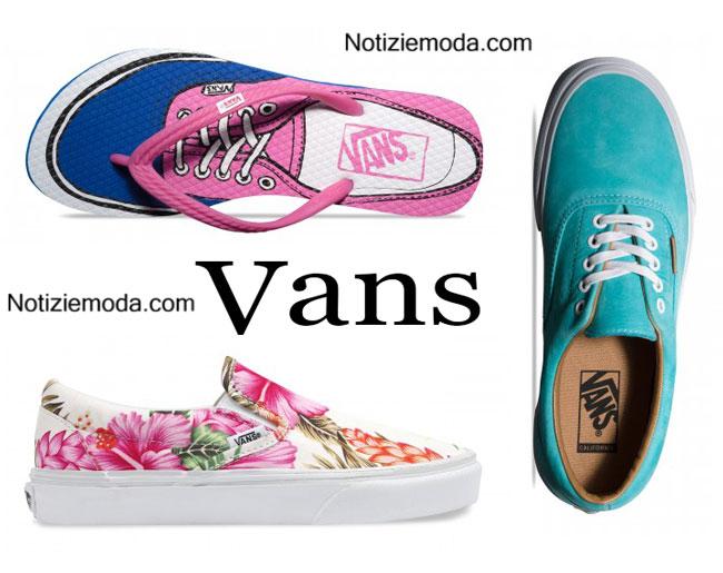 scarpe vans estive donna