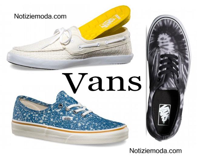 Ultimi modelli Vans primavera estate 2015