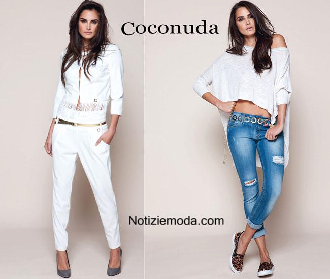 Abbigliamento Coconuda primavera estate 2015