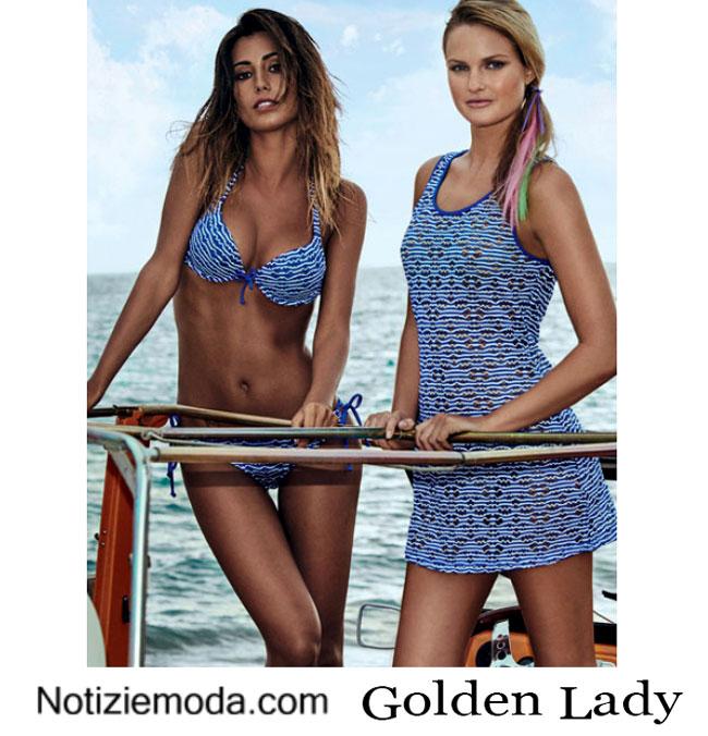 Abbigliamento Golden Lady moda mare 2015