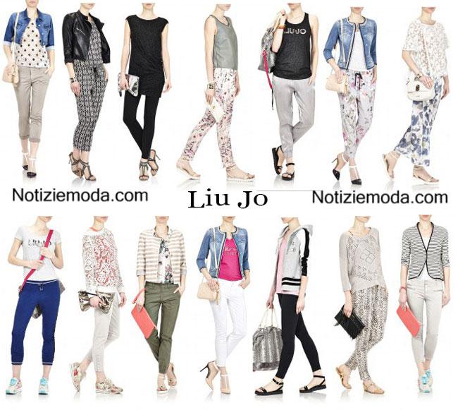 Abbigliamento-Liu-Jo-primavera-estate-2015