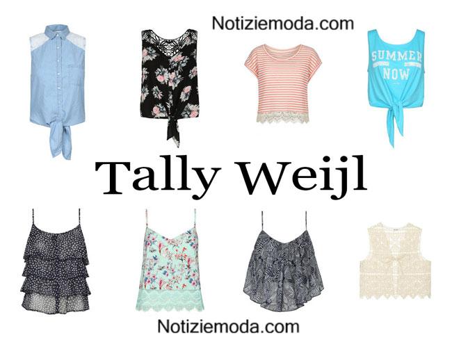Abbigliamento-Tally-Weijl-primavera-estate-2015