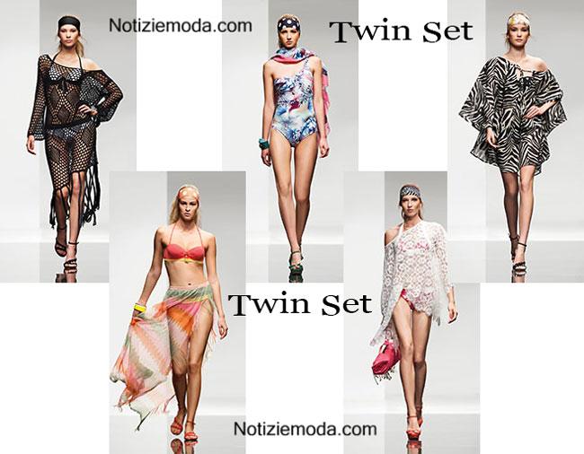 Abbigliamento Twin Set moda mare 2015