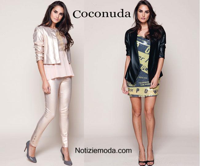 Abiti Coconuda primavera estate 2015 moda donna