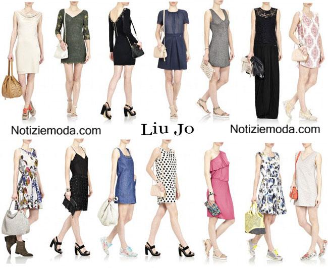 big sale 06cbc d3d21 Abbigliamento Liu Jo primavera estate 2015 moda donna