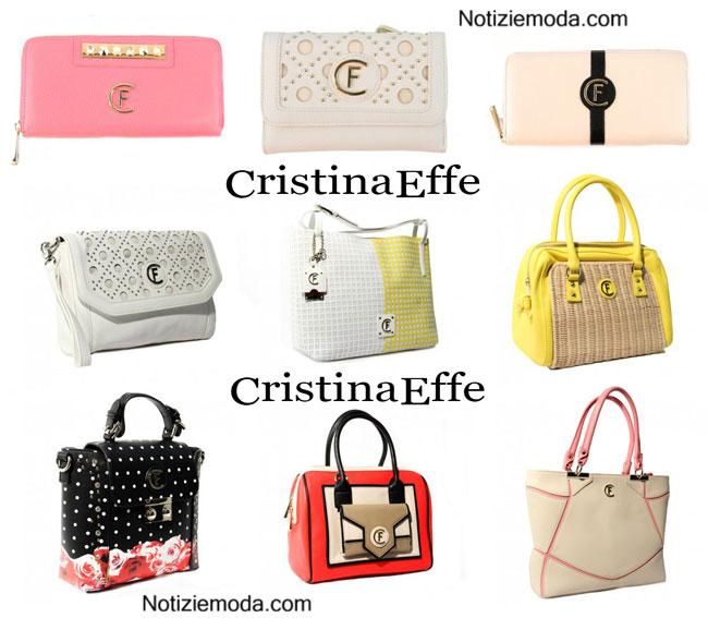 Accessori CristinaEffe borse primavera estate 2015