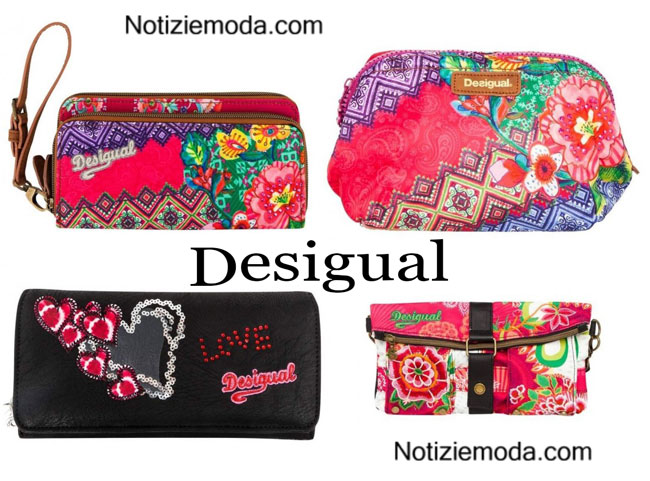 Accessori Desigual borse primavera estate 2015
