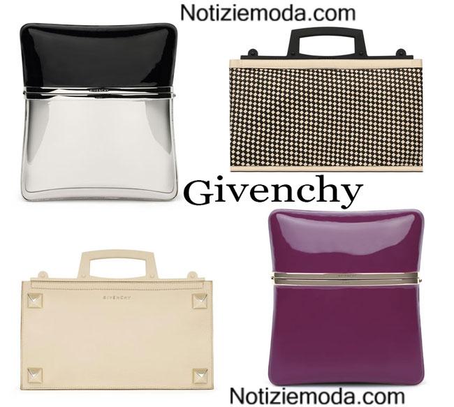 Accessori Givenchy borse primavera estate 2015