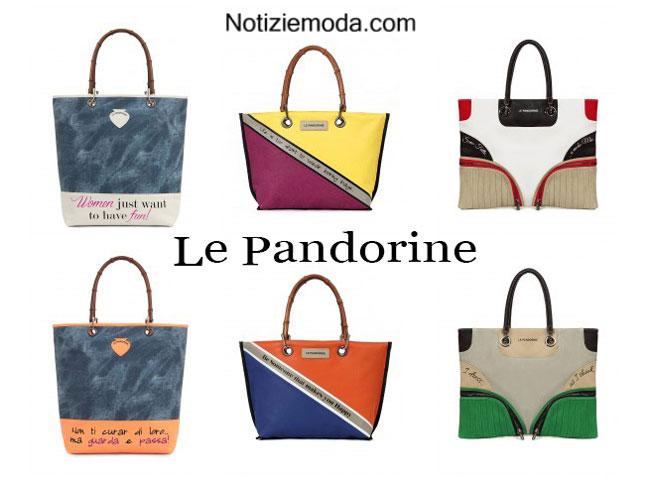 Accessori Le Pandorine borse primavera estate 2015