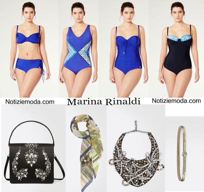 Accessori Marina Rinaldi primavera estate 2015