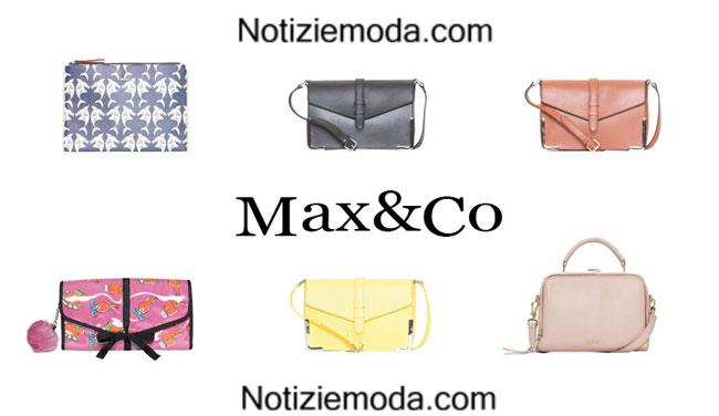 Borse Max Co primavera estate 2015 moda donna f1d33de75e1