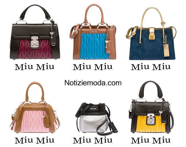 Accessori Miu Miu borse primavera estate 2015