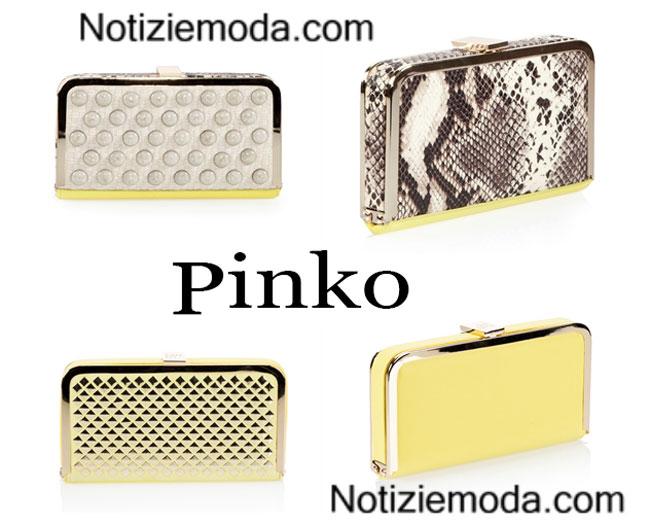 Accessori Pinko borse primavera estate 2015