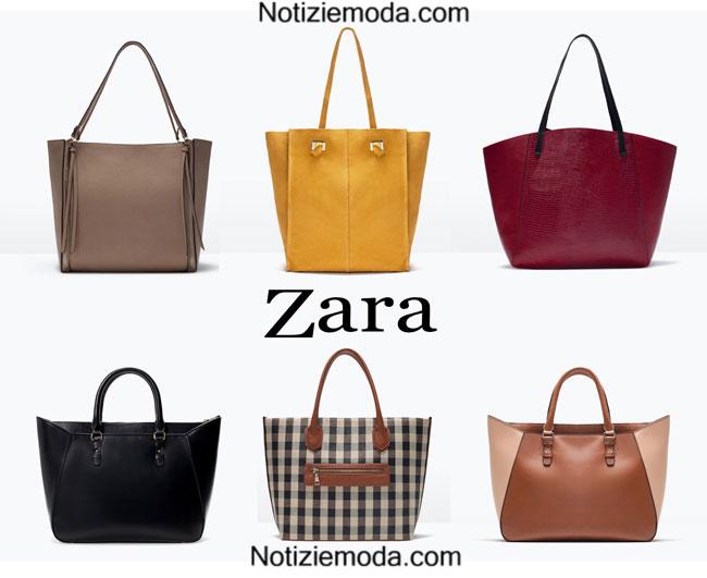 Accessori Zara borse primavera estate 2015