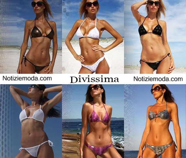 Accessori mare Divissima beachwear 2015 donna