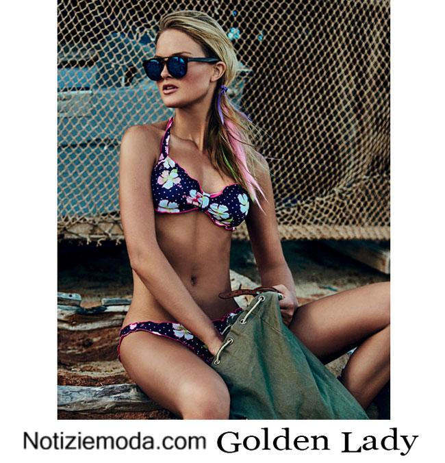 Accessori mare Golden Lady beachwear 2015 donna