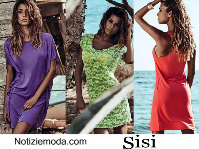 Accessori mare Sisi beachwear 2015 donna