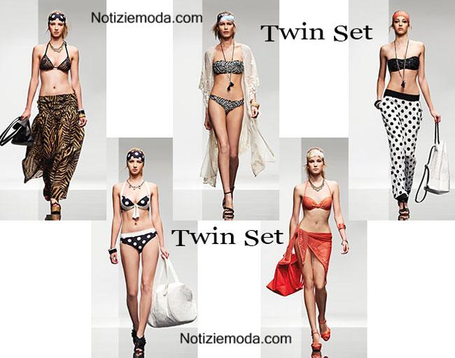 Accessori mare Twin Set beachwear 2015 donna