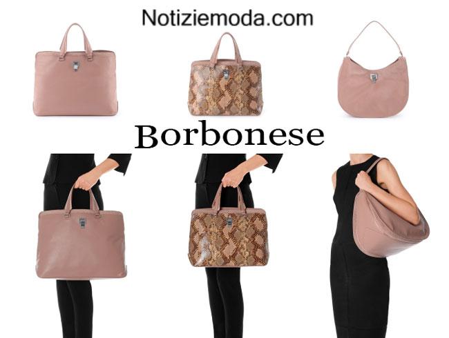 Bags Borbonese primavera estate 2015 donna