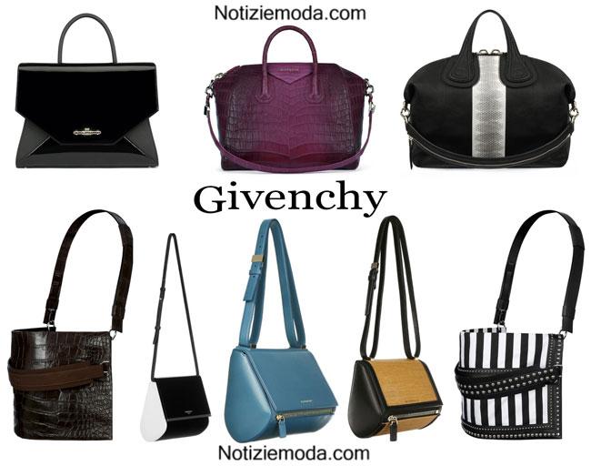 Bags Givenchy primavera estate 2015 donna