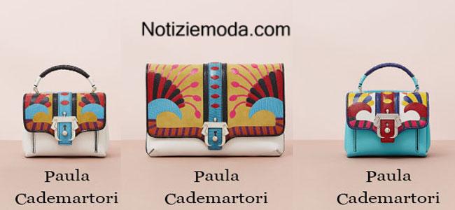 Bags Paula Cademartori primavera estate 2015 donna