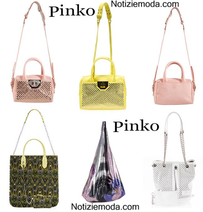 Bags Pinko primavera estate 2015 donna