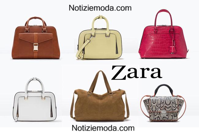 Bags Zara primavera estate 2015 donna