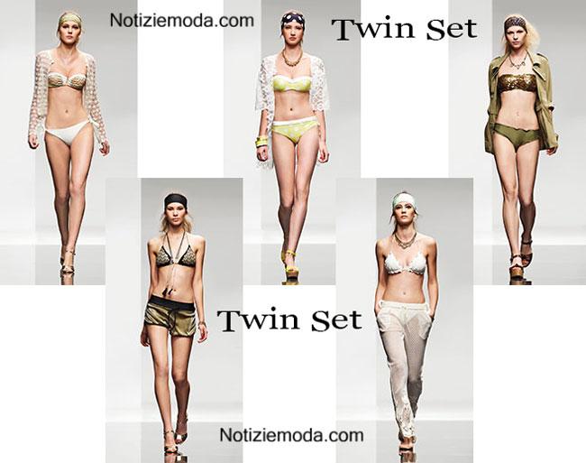 Beachwear Twin Set estate 2015 bikini