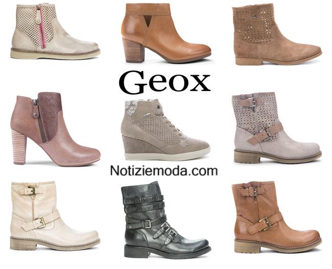 Boots Geox calzature estate 2015