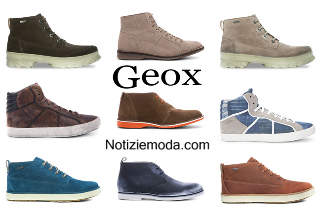 Boots Geox calzature primavera estate 2015
