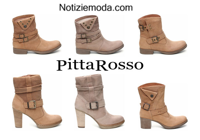Boots PittaRosso calzature estate 2015 donna